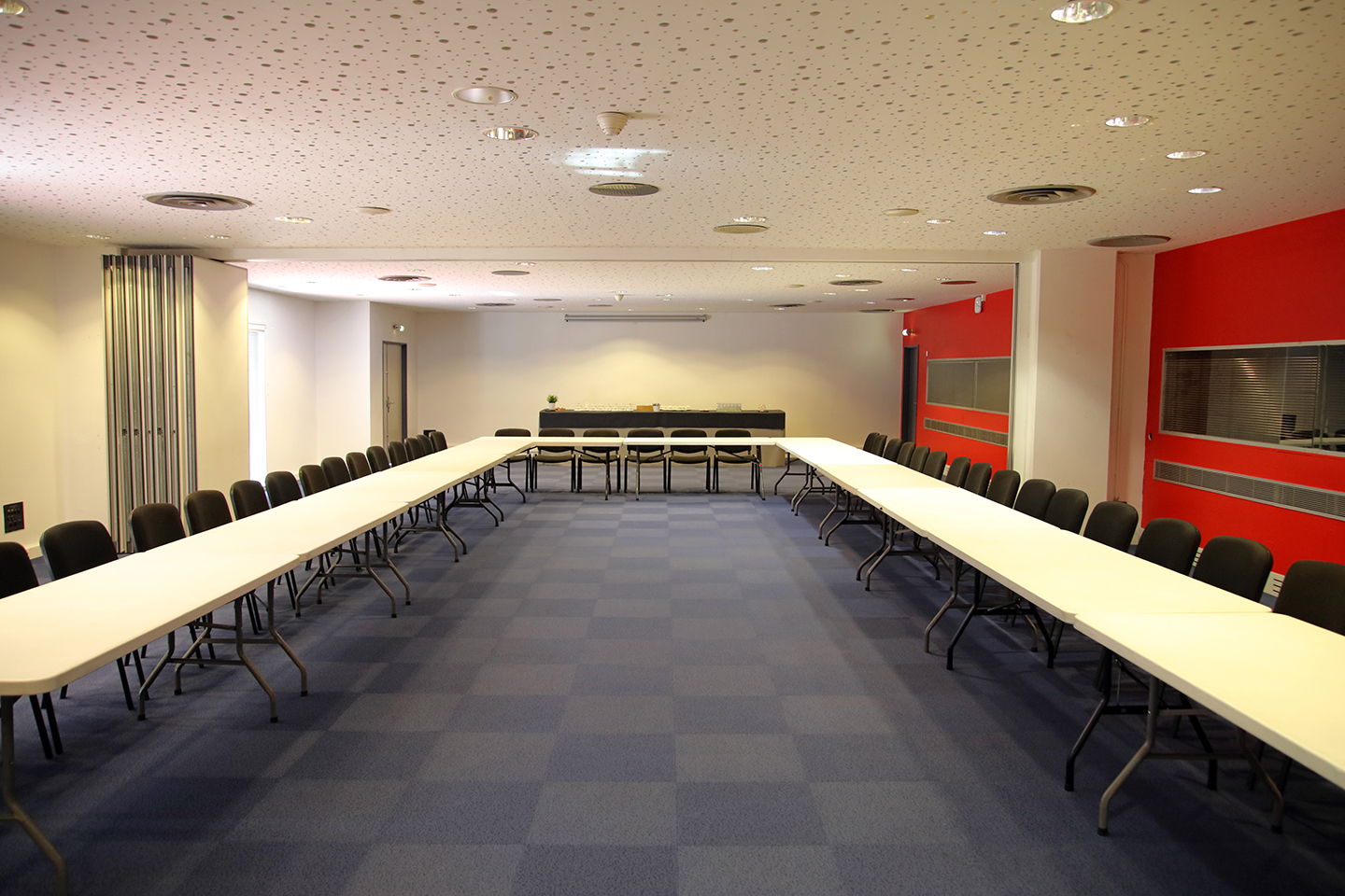 28 committee rooms