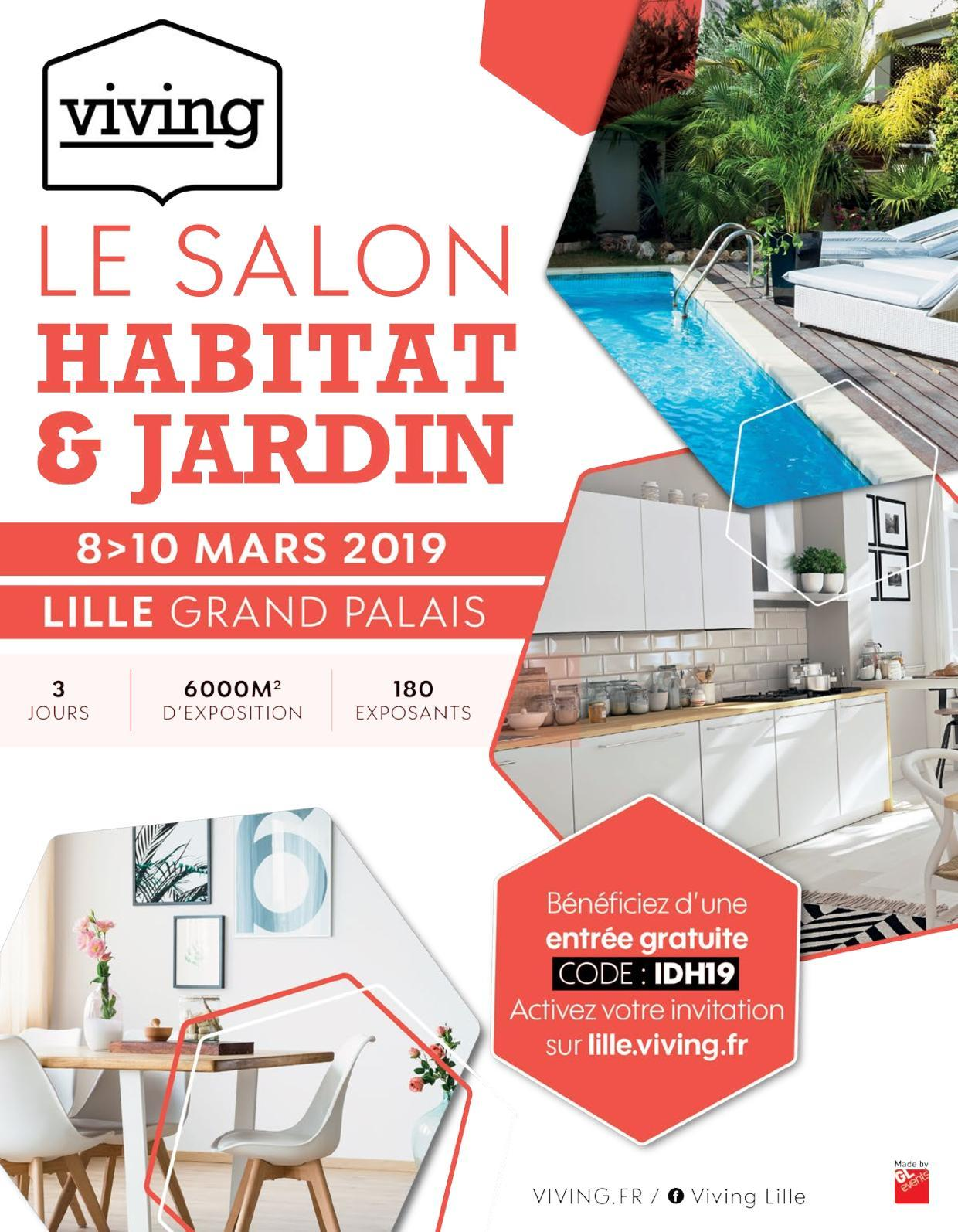 Viving 2019 Lille Grand Palais